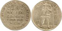 Braunschweig-Wolfenbüttel Feinsilber-24 Mariengroschen 1711  C selten, w... 75,00 EUR  zzgl. 5,00 EUR Versand