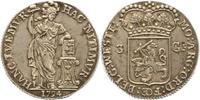 Niederlande-Westfriesland, Provinz 3 Gulden