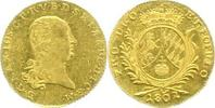Dukat Gold 1802 Bayern Maximilian IV. Joseph 1799-1805. Selten. Min. Kr... 1800,00 EUR  zzgl. 10,00 EUR Versand