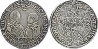 Reichstaler 1585 Sachsen-Alt-Gotha (Coburg-Eisenach) Johann Casimir und... 350,00 EUR  zzgl. 5,00 EUR Versand