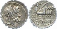 Denar 83-82 v. Chr Republik Q. Antonius Balbus 83-82 v. Chr.. sehr schö... 120,00 EUR  zzgl. 5,00 EUR Versand