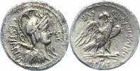Denar 67 v. Chr Republik M. Plaetorius M. f. Cestianus 67 v. Chr.. sehr... 145,00 EUR  zzgl. 5,00 EUR Versand