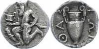 Trihemiobol 411-350 v. Chr Thrakia Thasos sehr schön-vorzüglich  120,00 EUR  zzgl. 5,00 EUR Versand