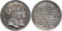 Silbermedaille 1829 Bayern Ludwig I. 1825-1848. Selten. Schöne Patina. ... 80,00 EUR  zzgl. 5,00 EUR Versand