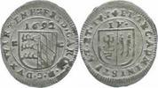 Kreuzer 1692  I Württemberg Friedrich Karl 1677-1693. Sehr schön  25,00 EUR  zzgl. 5,00 EUR Versand