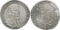 2/3-Taler nach zinnaischem Fuss 1683  CF Sachsen-Albertinische Linie Jo... 155,00 EUR  zzgl. 5,00 EUR Versand