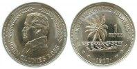 1 Rupie 1977 Keeling Kokos Inseln Ag John Clunies Ross, kleiner Fleck, ... 130,00 EUR  zzgl. 6,00 EUR Versand