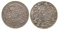 Marokko - Morocco 1 Dirham Ag Al Aziz IV (1894-1908)