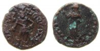 Tedradrachme o.J. (ca.300-340 n.Chr.) Indien IPS Bronze Punjab - Yaudhe... 84,00 EUR  zzgl. 6,00 EUR Versand