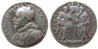 Medaille 1673 Vatikan Silber Clemens X (1670 - 1676) - auf den Beistand... 162,50 EUR  zzgl. 6,00 EUR Versand