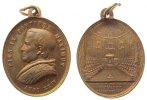 tragbare Medaille 1869 Vatikan Bronze Pius IX (1846-70) - auf das 1. Va... 84,00 EUR  zzgl. 6,00 EUR Versand