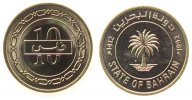Bahrain 10 Fils Me .