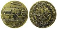 Medaille o.J. Luftfahrt Bronze Buchhorn (Friedrichhafen), Stadtansicht ... 50,00 EUR  zzgl. 3,95 EUR Versand