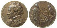 Medaille o.J. (um 1899) Goethe Bronze Goethe (1749-1832) - Faust, Brust... 60,00 EUR  zzgl. 6,00 EUR Versand