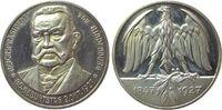 Medaille 1927 Hindenburg Silber Hindenburg Paul von Reichspräsident - a... 110,00 EUR  zzgl. 6,00 EUR Versand