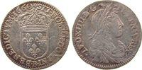 1/12 Ecu au buste juvenile 1660 Frankreich Ag Louis XIV (1643-1715), B ... 140,00 EUR  zzgl. 6,00 EUR Versand