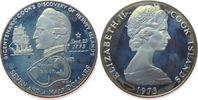 7 1/2 Dollar 1973 Cook Inseln Ag Cook, 2. Weltumseglung, Entdeckung der... 49,50 EUR  zzgl. 3,95 EUR Versand
