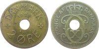2 Öre 1927 Dänemark Br Christian X, HCN ss  1,00 EUR
