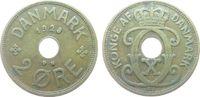 2 Öre 1928 Dänemark Br Christian X, N ss  1,00 EUR