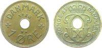 1 Öre 1930 Dänemark Br Christian X ss  1,00 EUR