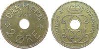 2 Öre 1931 Dänemark Br Christian X ss  1,00 EUR