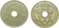 1 Öre 1932 Dänemark Br Christian X ss  1,00 EUR