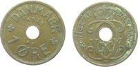 1 Öre 1935 Dänemark Br Christian X ss  1,00 EUR