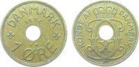 1 Öre 1936 Dänemark Br Christian X ss  1,00 EUR