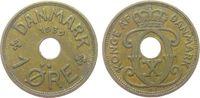 1 Öre 1939 Dänemark Br Christian X ss  1,00 EUR
