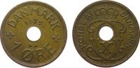 1 Öre 1939 Dänemark Br Christian X vz-unc  3,50 EUR