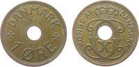 1 Öre 1940 Dänemark Br Christian X ss  1,00 EUR