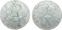 2 Öre 1941 Dänemark Al Christian X s-ss  1,00 EUR