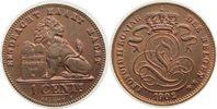 1 Centime 1902 Belgien Br der Belgen unz  11,50 EUR