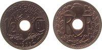 1/2 Cent 1935 Französisch Indochina Br Gad.3 stgl  15,00 EUR