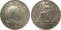 30 Pence Token 1808 Irland Ag Georg III, Bank-Token, poröser Schrötling... 400,00 EUR