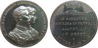 Medaille o.J. vor 1914 Silber Wilhelm II (1888-1918), Brandenburg-Preuß... 165,00 EUR  zzgl. 6,00 EUR Versand