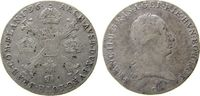 1/4 Kronentaler 1796 Österreich Ag Franz II. (I.), 1792-1835, C (Prag) ... 39,50 EUR  zzgl. 3,95 EUR Versand