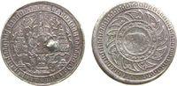 1/16 Baht 1860 o.J. Thailand Ag Rama IV, 1851-68, kleine Lötspur, Elefa... 95,00 EUR  zzgl. 6,00 EUR Versand