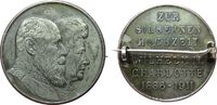 tragbare Medaille 1911 vor 1914 Silber Wilhelm II und Charlotte auf die... 30,00 EUR  zzgl. 3,95 EUR Versand