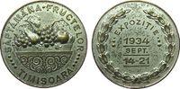 Medaille 1934 Rumänien Messing versilbert Timisoara - auf die Landwirts... 15,00 EUR  zzgl. 3,95 EUR Versand
