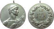 tragbare Medaille 1923 Sport Bronze versilbert I. Pr. A. Sch. A C.K. 19... 12,50 EUR  zzgl. 3,95 EUR Versand
