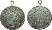 tragbare Medaille o.J. Friedrich III (1831-1888) Bronze versilbert Frie... 19,50 EUR  zzgl. 3,95 EUR Versand