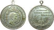 tragbare Medaille 1888 vor 1914 Bronze versilbert Wilhelm I (1797-1888)... 19,50 EUR  zzgl. 3,95 EUR Versand
