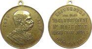 tragbare Medaille 1900 Franz Josef I (1848-1916) Bronze Franz Joseph I.... 12,50 EUR  zzgl. 3,95 EUR Versand