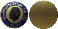 Plakette 1934 Drittes Reich Bronze vergoldet, coloriert Hindenburg - We... 25,00 EUR  zzgl. 3,95 EUR Versand