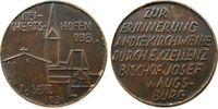 Medaille o.J. Weimarer Republik Bronzeguß Reichertshofen OBB, zur Erinn... 61,50 EUR  zzgl. 6,00 EUR Versand