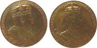 Medaille 1902 Großbritannien Bronze Edward VII (1901-1910) - auf seine ... 90,00 EUR  zzgl. 6,00 EUR Versand