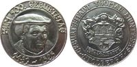 Medaille 1989 o.J. Reformation / Religion Eisen Müntzer Thomas (1489-15... 10,00 EUR  zzgl. 3,95 EUR Versand