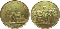 Medaille 1880 Köln Bronze vergoldet Köln - auf die Domvollendung, Ansic... 95,00 EUR  zzgl. 6,00 EUR Versand