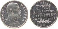 Medaille 1935 Tschechoslowakei Silber Masaryk Thomas Garrigue (1850-193... 33,50 EUR  zzgl. 3,95 EUR Versand
